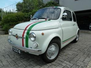 Fiat 500 nachher