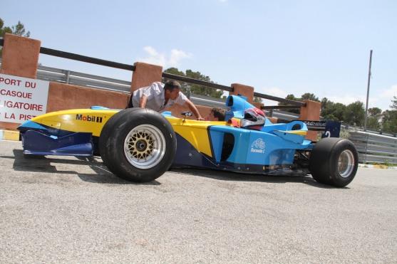 Formel 1 Lehrgang