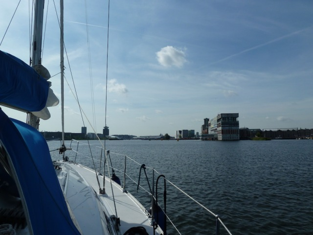 Amsterdam anfahrt