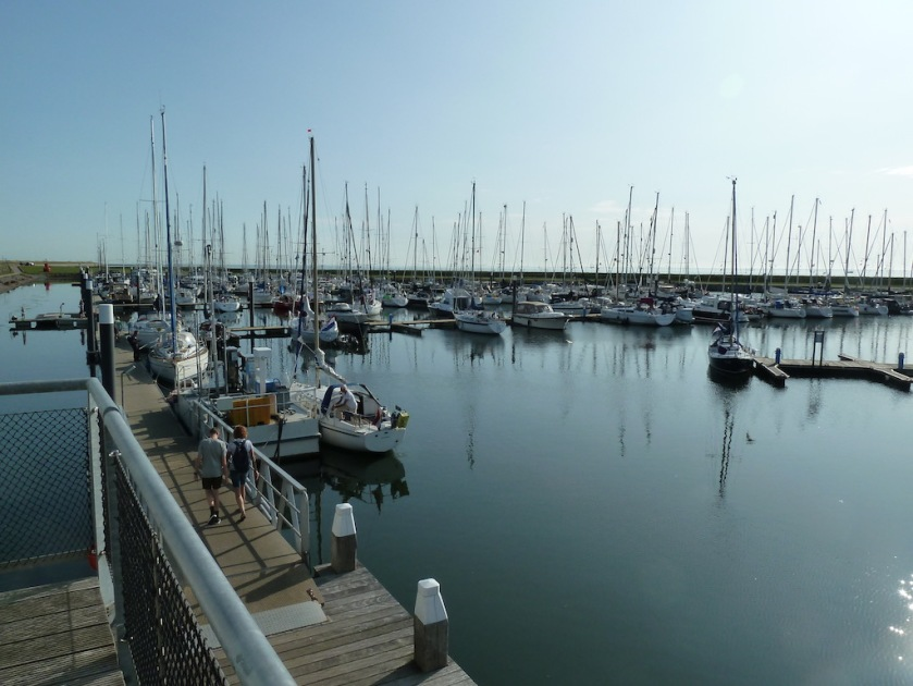2017-08-30 Texel Hafen