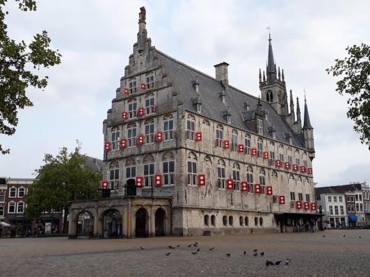 Gouda Rathaus
