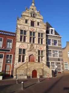 Rathaus Brouwershafen